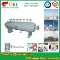 Quality 100 Ton biogas boiler mud drum ORL Power ASME certification manufacturer for sale