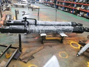 Quality cat E349D2  boom  hydraulic cylinder caterpillar heavy equipment spare parts high quality for sale