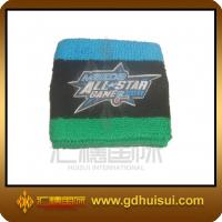 Quality promotional mixed colors bulk sweatbands for sale