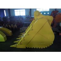 Quality Professional DH380 Excavator Rock Bucket , Heavy Equipment Buckets for sale
