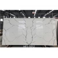 Buy cheap 2019 New Customized Calacatta Quartz Countertop from wholesalers