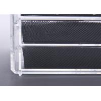 Buy 3 Drawers Acrylic Display Holders , Makeup Jewellery Organizer Box at wholesale prices