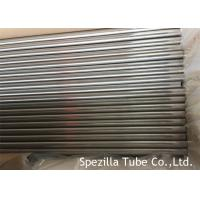 Quality ASME SB111 Standards Seamless Copper Nickel Tube Alloy C71500 6096MM Length for sale