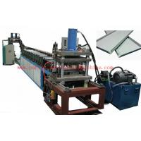 Quality PLC For High Speed Light Steel Stud and Ceiling Roll Forming Machine for sale