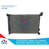 Quality A / C Aluminum Cooling Hyundai Radiator For Sonata OEM 25310-C2000 for sale