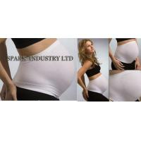 Quality Seamless Pregnancy Maternity Belly Bands , Nylon Spandex Maternity Corset Belt for sale