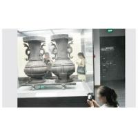 Buy The T1 Qr Square Barcode Scanner / QR Code Reader For Exhibition Hall CE at wholesale prices