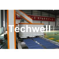 Quality Metal Colored Stone Coated Roof Tile Machine Environmental Modern Tile Making Machine for sale