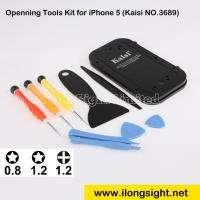 8 in 1 Disassemble Repair Tools Kit Kaisi No.3689 for iPhone 5 for sale