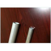 Quality Extrusion Anodized Round Aluminum Tubing Customized Design For Cars / Trains for sale