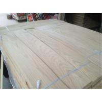 Quality Natural White Oak Flooring Veneer, Sliced Wood Veneer for sale
