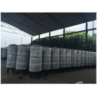 Buy Carbon Steel Verticial Underground Oil Storage Tanks High Pressure Vessel at wholesale prices