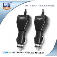 Quality 5V 1a / 5v 2.1a Ac To Dc Mini Usb Car Charger Adapter High Efficiency for sale