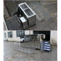 Quality Metal Industrial Ultrasonic Cleaner / Ultrasonic Cleaning Tank To Remove Dirt Rust for sale