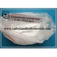 Quality Assay 99% Testosterone isocaproate Testosterone Steroid CAS 15262-86-9 for sale