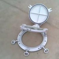 Quality Marine Openable Portlights Weathertight Marine Ships Portholes With Storm Cover for sale