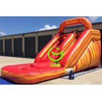 Buy cheap Hot selling  inflatable water  slide  with 24months warranty GT-SAR-1665 from wholesalers