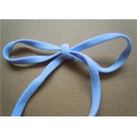 Quality Blue Nylon Elastic Webbing Straps Home Textile 2 Inch Cotton Webbing for sale