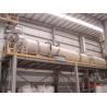 HYG Series Metal Powder Hot Air Dryer Machine ,  Rotary Drum Dryer for sale