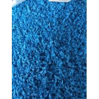 China Colorful EPDM Rubber Granules Material For School Playground Surface on sale