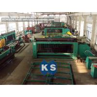Quality 2m X 1m X 1m Gabion Machine Reno Mattress Machine Edge Winding Up Machine for sale