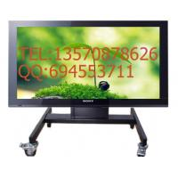 Quality hot sale floor lcd mobile stand big LCD TV mount TV bracket lcd car Shenzhen AIDI for sale