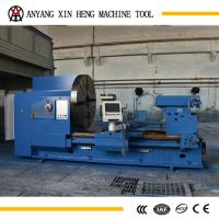 Quality Max cutting force 45000N advantages heavy duty lathe machine CW61125 with cheap price for sale