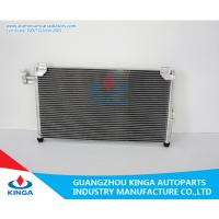 Quality New Type Family Mazda 323 1998 Aluminum Heat Transfer Condenser for sale