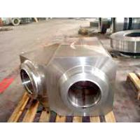 Quality High Chromium Special Steel Forgings For Power Station , Heat Treatment Forged Valves for sale