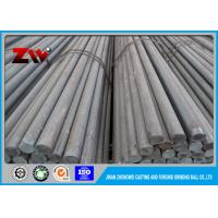 75Mncr / 60Mn / 45# HRC 45-65 Mining mill grinding rods Dia 30-90mm for sale