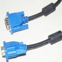 China High Definition 1080P Support 5m Specification VGA to VGA Cable on sale