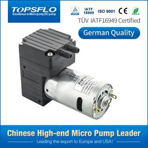 High Pressure DC Brushed Motor Mini Gas Air Pump Diaphragm Medical Ventilator Pump