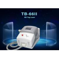 China 1064 nm / 532nm Q Switched Nd Yag Laser Tattoo Removal Machine Beauty Device on sale