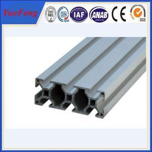 Quality 6063 China aluminium manufacturer,best price industrial aluminium profile for flow line for sale