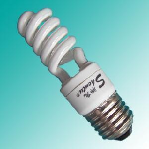 Quality Half Spiral Energy Saving Bulbs for sale