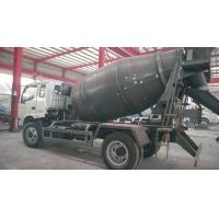 Buy Forland 2-4cbm small concrete mixer truck at wholesale prices