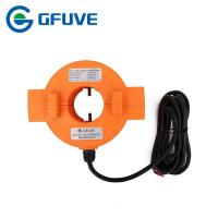 Outdoor Clamp Type Split Core Current Transformer With Voltage Sampling Function for sale