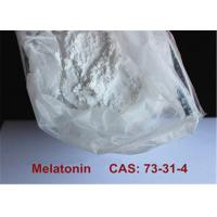 Quality 99.5% Pure Melatonin Powder CAS 73-31-4 For Well Sleep And Whitening for sale