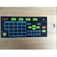 Quality TOYOTA JAT500 membrane switch touch panel for sale