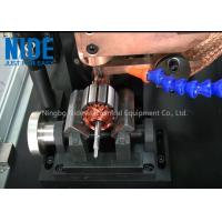 Buy High frequency DC motor commutator hot-melt welding machine , Commutator O.D 5 at wholesale prices