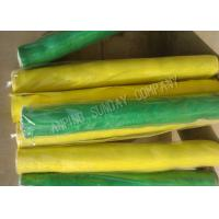 1.8m Width Pain Weave Anti Insect Mesh Net Green Colored With High Strength
