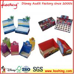 Disney FAMA Manufacturer Packaging Rigid Folding Gift Boxes