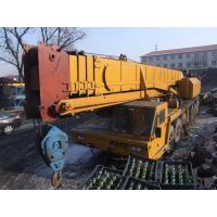 Quality Used Kato Truck Crane For Sale NK1000E for sale
