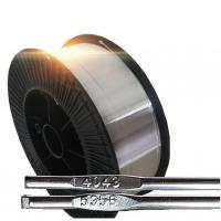 Buy cheap factory supplier Aluminum Alloy Welding Wire welding Rods ER4043 from wholesalers