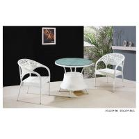 Quality 2014 outdoor coffee shop furniture small table chair sofa set for sale