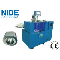 Buy Fully Automatic Slot Insulation Paper Inserting Machine For Special - shaped Slot Stator at wholesale prices