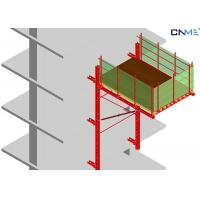 Quality High Efficient Rail Guided Crane Loading Platform To Reposition Table Formwork for sale