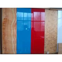 Quality China ACEALL UV Lacquer Faced Medium Density Fibreboard MDF Panel for sale
