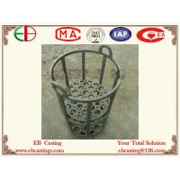 China Cr26Ni14 AS2074 H8B Pit Type Tempering Furnace Hanging  Circular Basket for Heat-treating for sale