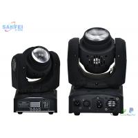 Quality Double Face 4X10W 4in1 Mini Moving Head Stage Light Spot Light Wash Light for sale